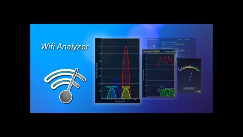 WIFI ANALYZER - ПОДРОБНЫЙ СКАНЕР WIFI СЕТЕЙ