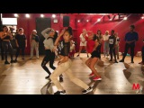 Dez Soliven choreography X skwod by Nadia Rose