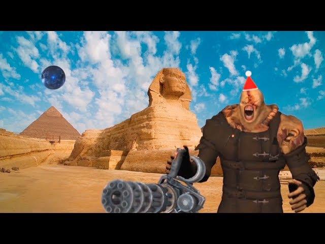 PCP Dronum - Atomnomachinegun (video dy Блин Видео)