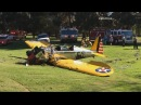 Harrison Ford Plane Crash New Images Released