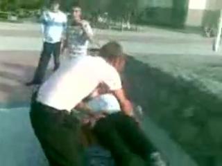 Секс на улице в городе Набережные Челны