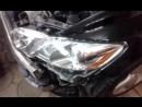 #BunkeR_nZ  Lexus gs430 покрытие оптики броне пленкой   3m