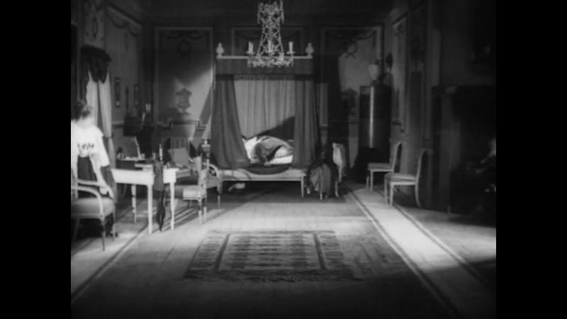 Gösta Berlings saga La leyenda de Gosta Berlings Mauritz Stiller 1924 Intertítulos español