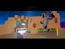 [v- VS ENTITY 303 - Майнкрафт Клип (На Русском) Herobrine Life Minecraft Parody S