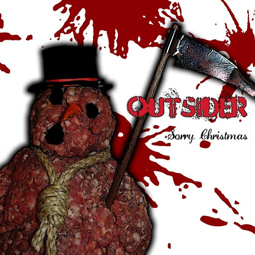 Outsider альбом Sorry Christmas