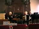 Spanish Suite - V. Azarashvili. Milonga Instrumental Trio St. Petersburg, 1999