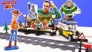 ПАПА РОБ: Сборка LEGO CREATOR EXPERT 10259! Пропажа Базза Лайтера! Часть 2