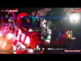 [dragonfox] Kaitou Sentai Lupinranger VS Keisatsu Sentai Patranger - OP & Henshin (UKRSUB)