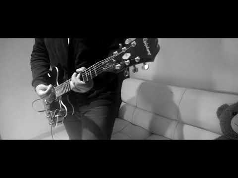 Marilyn Manson - The devil beneath my feet [Guitar cover]