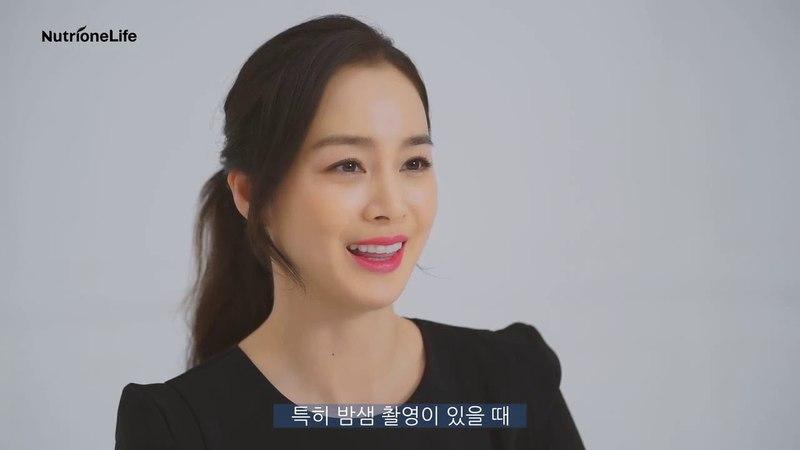 180425 Kim Tae Hee - Nutrione Life CF II 김태희 - 뉴트리원 라이프맛있게 먹으면서 건강관리하세요!영상30초