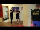 Тренировочный процесс Вин Чун