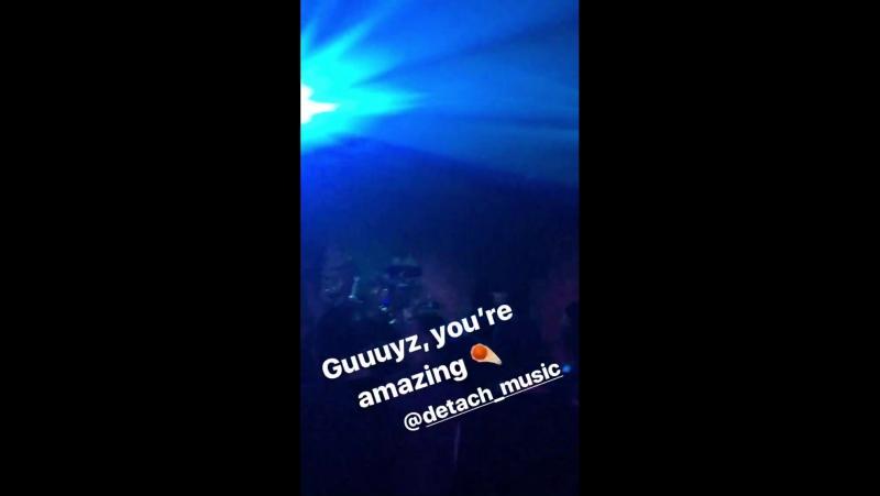 Instagram story @alex_b_white [18.11.2017 Полтава]