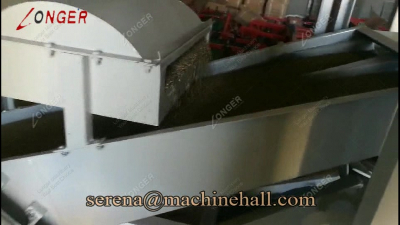 Good Quality Hemp Seed Dehulling Processing Machine Manufacturer