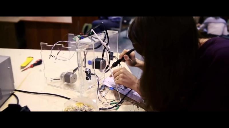 Инженерное дело - Фаблаб Политех - Трейлер к курсу