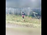 Мои выходные в деревне)