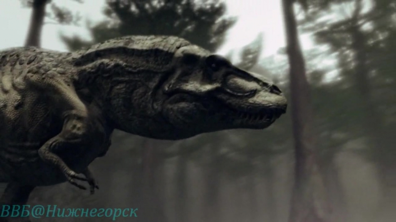 02. Сражения динозавров . Совершенные хищники (Документальный)