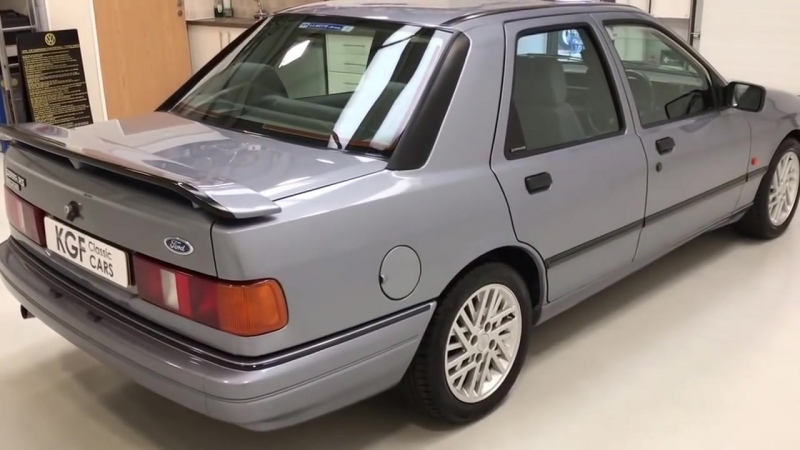 A Preserved Collectors Ford Sierra Sapphire RS Cosworth with Just 36,158 Miles - SOLD!
