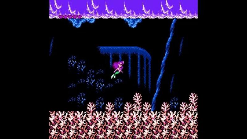 Walkthrough 20: Little Mermaid - Ningyo Hime (Famicom)