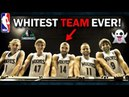 Meet The WHITEST NBA Team of All Time 12 13 T Wolves