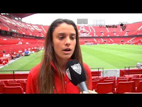 Marta Carrasco: Llegamos mucho más preparadas que en el partido de ida 11/05/18