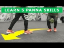 [Unisport] Learn 5 INSANE Panna Skills - HUMILIATING Nutmegs!