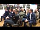 30 ноября на здании Культурного центра им. Д.А. Жукова была открыта памятная доска, которая сообщает боровчанам и гостям города