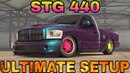 STG 440 Ultimate Setup Test Drive! (Dodge RAM) | CarX Drift Racing