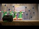 Ансамбль восточного танца Фархат на всероссийском конкурсе Магия искусства Нубийский танец