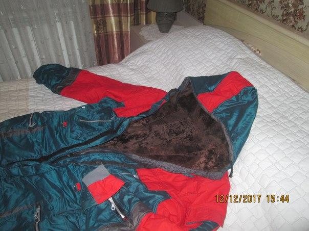 Продам комбинезон для охоты и рыбалки, цигейка, очень теплый и легкий.