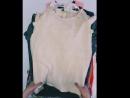 Cream Fashion блузки к р Италия 25кг цена 30427руб