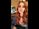 Katherine McNamara describes her characters Sonya and Clary