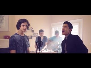 Мэшап-кавер на песни крутых парней SHAWN MENDES и ONE DIRECTION в исполнении Sam Tsui и Alexander Stewart