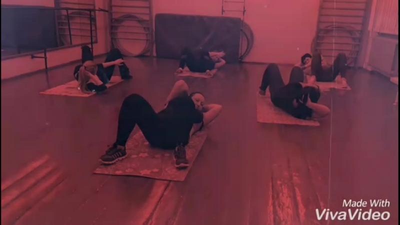 @Marina_Persona - Workout (Super Body) DanceMom
