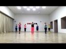 ZUMBA UNI GYM Laylah Laylah belly dance инструктор Матрунич Екатерина