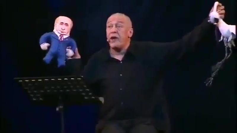 МИХАИЛ ЕФРЕМОВ ОЧЕРЕДНОЙ ХИТ ПРО ПУТИНА