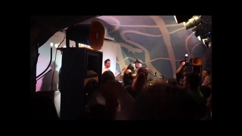 SITA G - Свободна (Live in Ferrein 20.04.18)