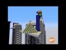 Drake and Josh in Minecraft BedWars - Дрейк и Джош в Minecraft Bedwars