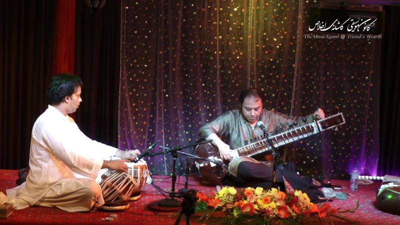 Ustad Irshad Khan - Sufi Kalaam (Chaap Tilak Sab Cheeni)