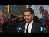 Zac Efron Reveals Why The Greatest Showman Is Different From High School Musical - E! News Canada