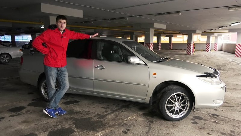 Toyota Camry V30 - Легенда за 450 000 руб.?