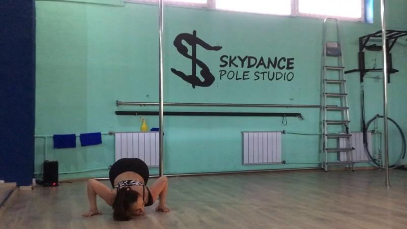 Дневная тренировка 24 апреля SKYDANCE P