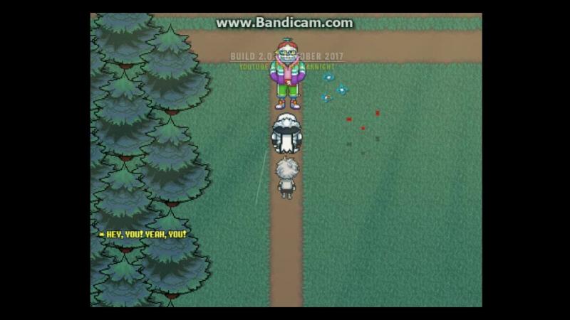 Cross!Sans and Fresh!Sans | Snowdin Forest (UnderSwap) | UNDERFELL: EHCO (Fan Game)