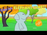 Zoo Animals Song for Kids - Can An Elephant Jump - ELF Learning