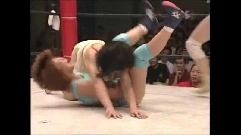 Ayumi Kurihara Shu Shibutani vs Nagisa Nozaki Aoi Kizuki