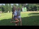 ГИМНАСТИЧЕСКИЙ 7 секунд ЧЕЛЛЕНДЖ_ ЖЕСТЬ