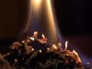 Травяная свеча Пробуждение Имболк Горение