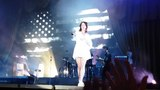 Born to Die Lana Del Rey Moscow Park Live