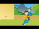 15_Action boy can run
