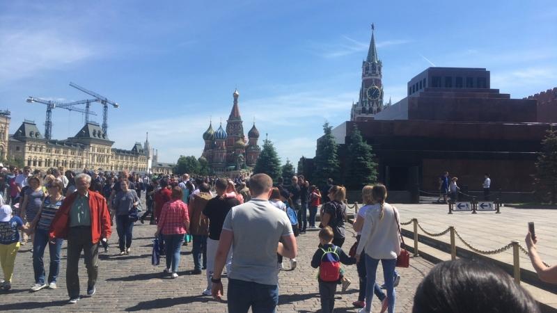 Немножко тепла и Кремля в Шарыпово