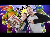 Папа Роб и Черепашки Подарок победителю конкурса LEGO NINJAGO MOVIE